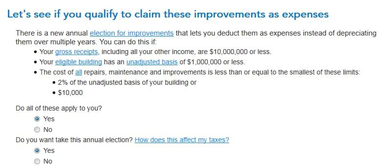 Depreciating Improvements To Rental Property