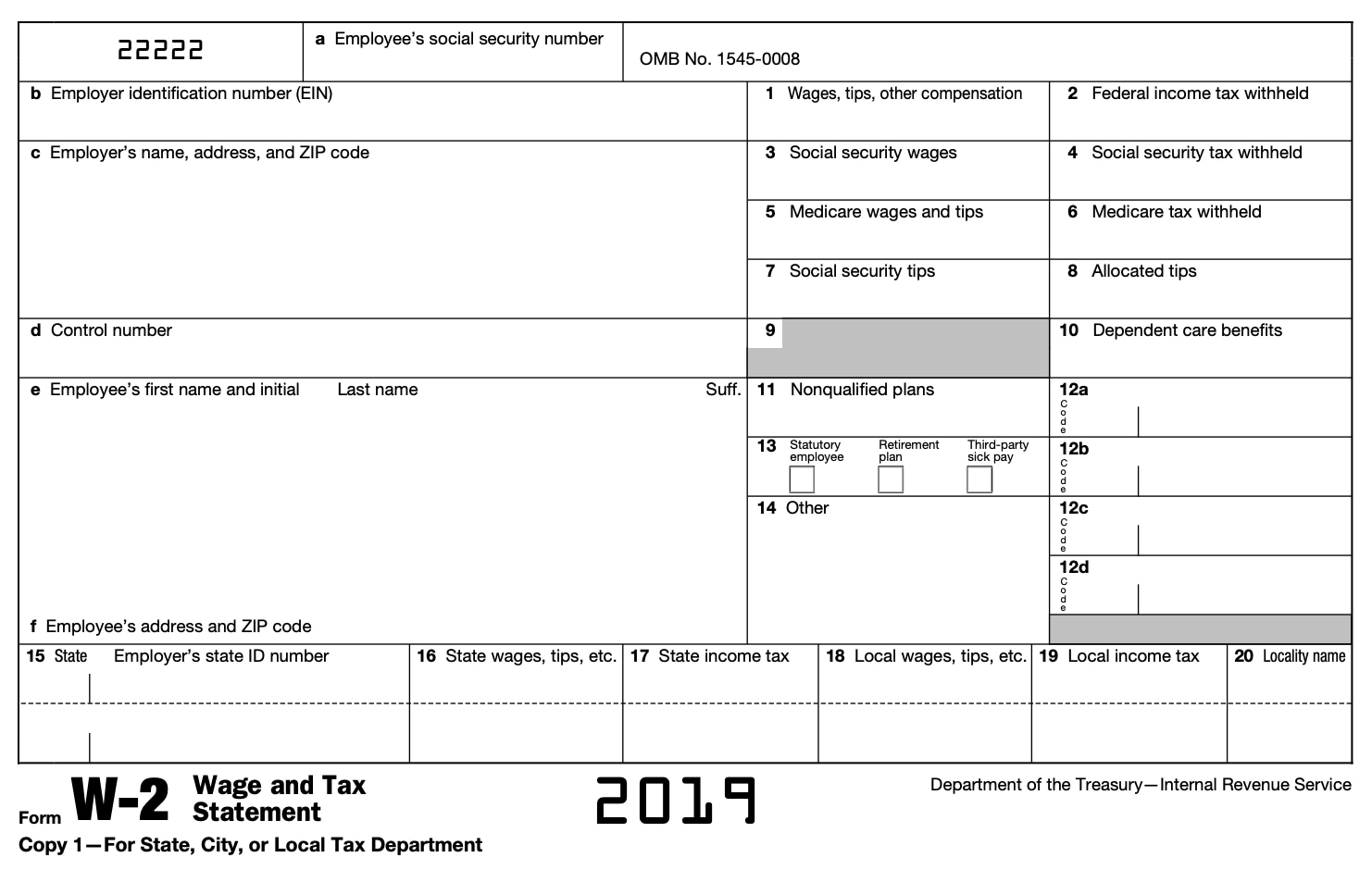 w2 form tax  w 16 tax form - Fitbo.wpart.co