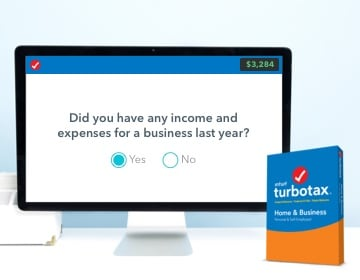 Turbo Tax Home And Business 2020.Turbotax Home Business Cd Download 2019 Tax Software For