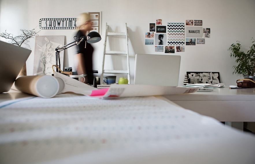 Freelance design studio