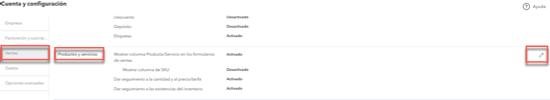 inventory in QuickBooks Online