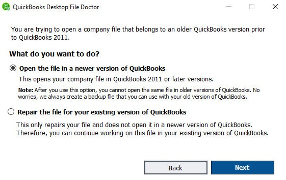 Quickbooks File Issues
