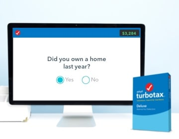 TurboTax® Deluxe CD/Download 2019 Tax Software, Maximize Your Tax Deductions
